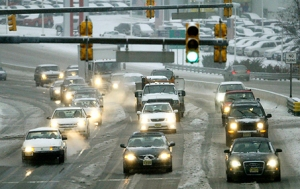 Driving in Snow Winter Safety Tips