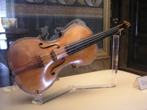 Stradivarius Violin; Musical Instrument Insurance